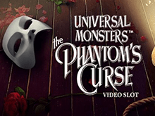 Играть в автомат Universal Monsters The Phantom's Curse Video Slot от Netent
